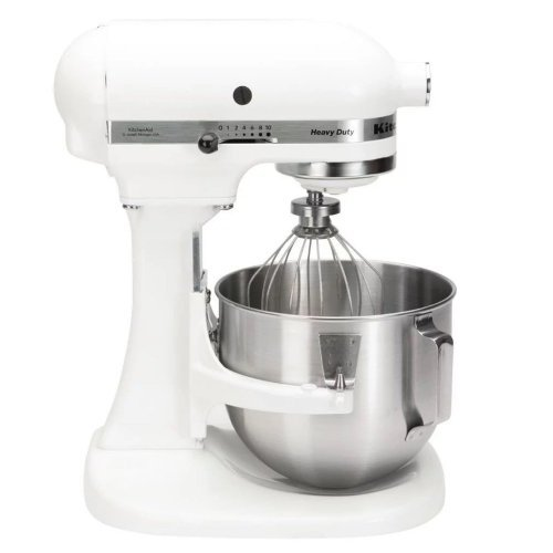 Amasadora KitchenAid de uso...